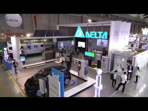 Delta @ COMPUTEX TAIPEI 2018