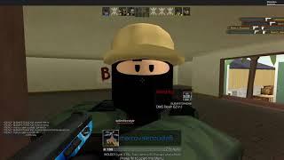 Alltså felix och sin P90! | counter blocks på roblox