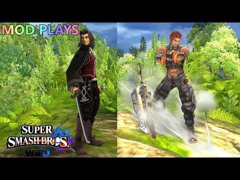 Mod Plays: Super Smash Bros. (Wii-U) - Reyn & Dunban