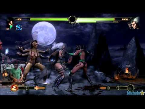 Mortal Kombat Challenge Tower 201 - You've Already Won Me Over