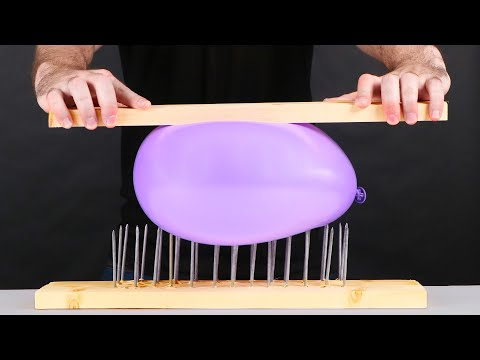 15 AWESOME BALLOON TRICKS!