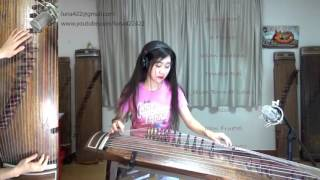 Deep Purple-Smoke On The Water Gayageum ver. by Luna