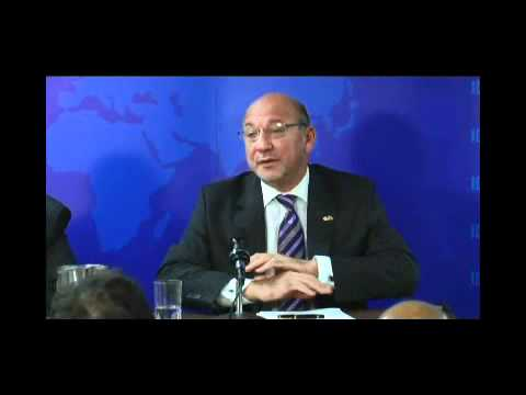 Trevor Manuel - Social Justice, Equity, and Governance in a Rapidly Changing World (2011)
