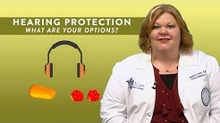 Hearing Protection: Your Options - Ear Plugs, Ear Muffs & Custom - SLUCare Audiology