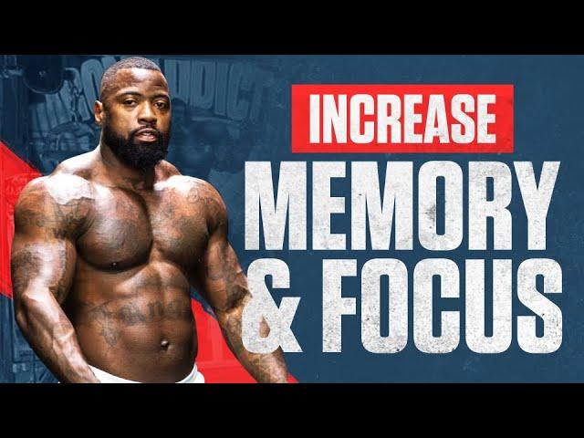 How To Increase Memory & Focus   Mike Rashid