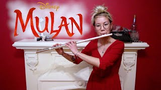 Mulan - Loyal Brave True, Christina Aguilera || Flute Cover