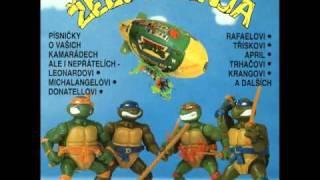 Želvy ninja - 02 Temné síly