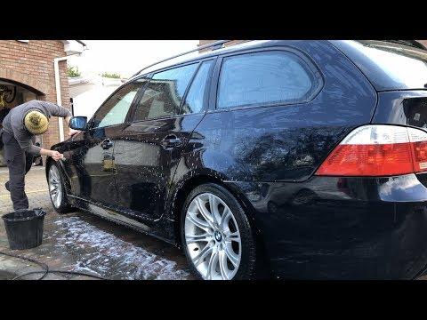 E61 BMW Detail