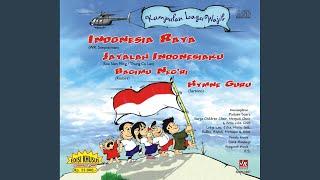 Gambar cover Indonesia Raya