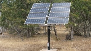 Off The Grid Electrical Power System at Acorn Acres Hobby Farm