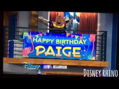 Bizaardvark - Paige's Birthday is gonna be great! - Promo -Guest Lilly Singh!!!!!!!!!!