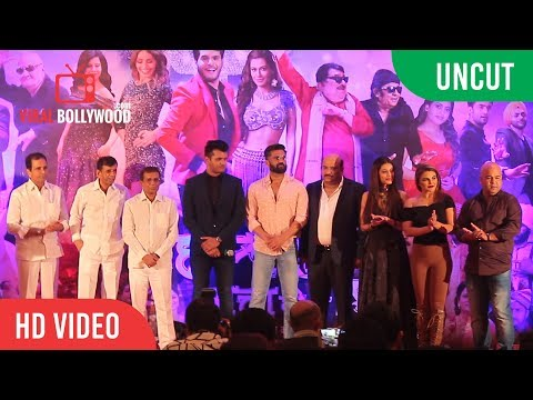 UNCUT - Halfa Macha Ke Gail Movie Launch | Raghav Nayyar, Sunil Shetty