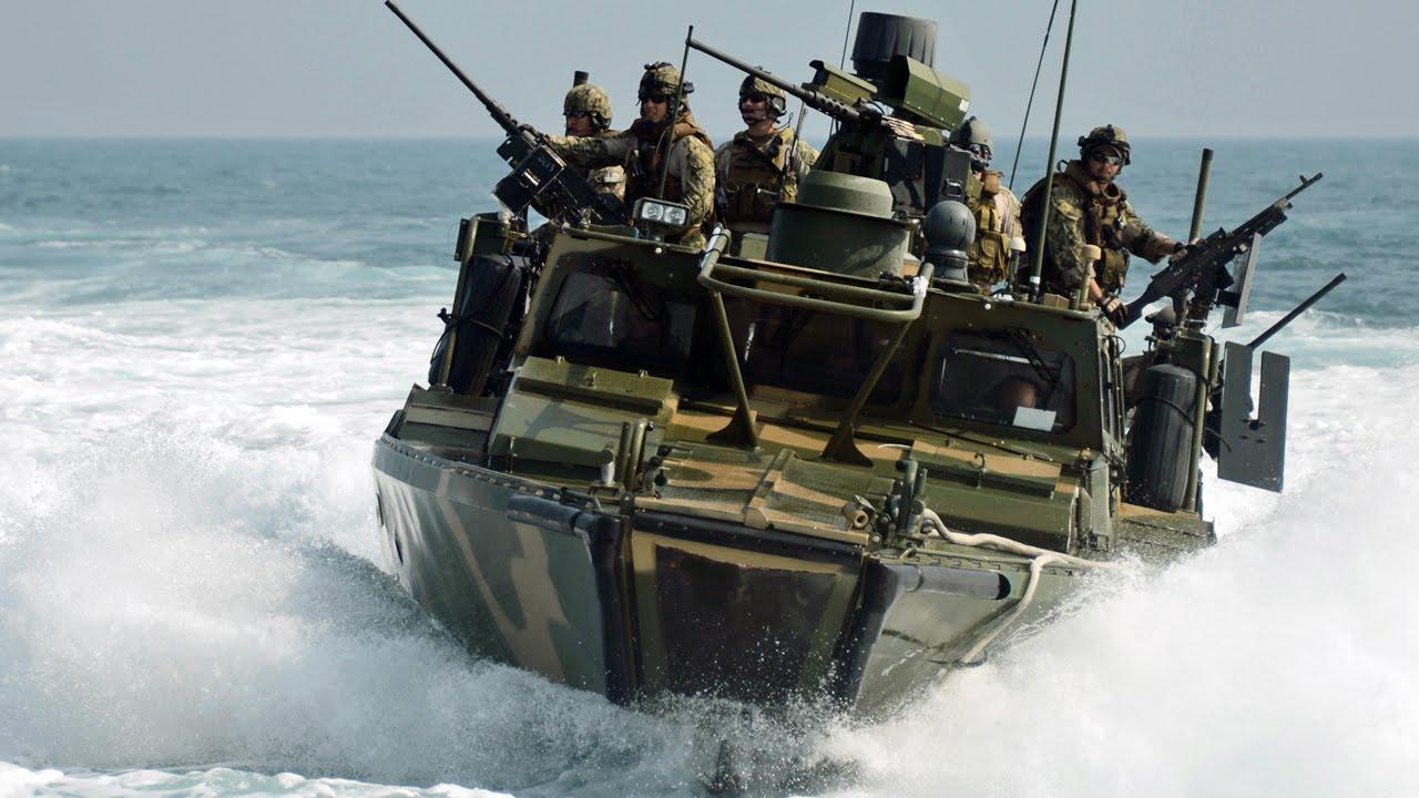 アメリカ海軍・河川戦闘艇(CB90型高速襲撃艇) - US Navy Riverine ...
