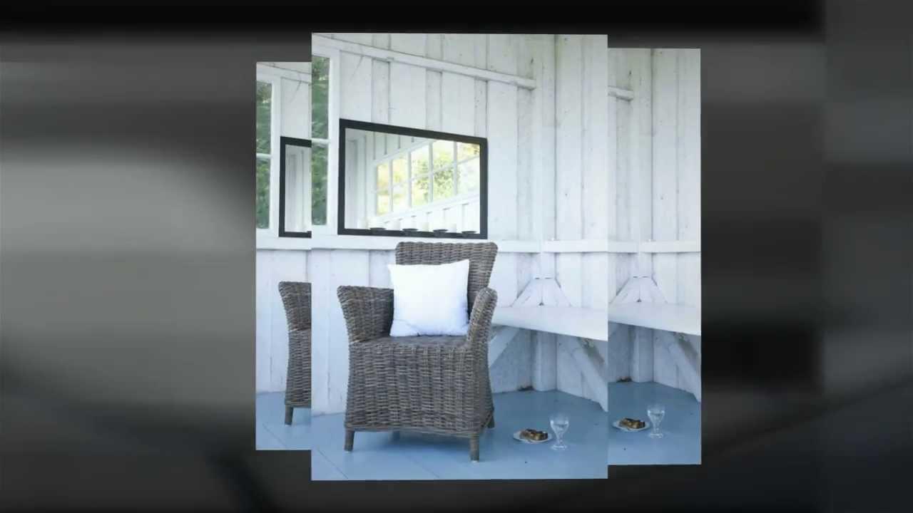 wohnideen bad spiegel mit kerzenhalter bastia varia living youtube. Black Bedroom Furniture Sets. Home Design Ideas
