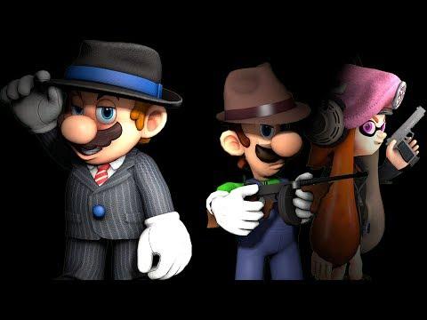 SMG4: The Mario Mafia