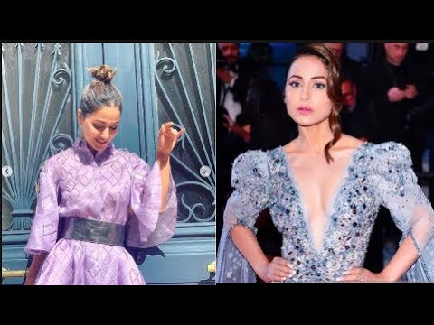 Hina Khan Glamorous Look At Cannes Red Carpet 2019 Mp3