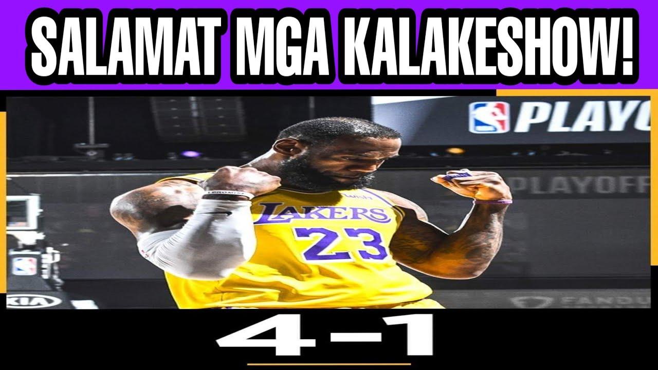 Paalam muna mga kalakeShow!