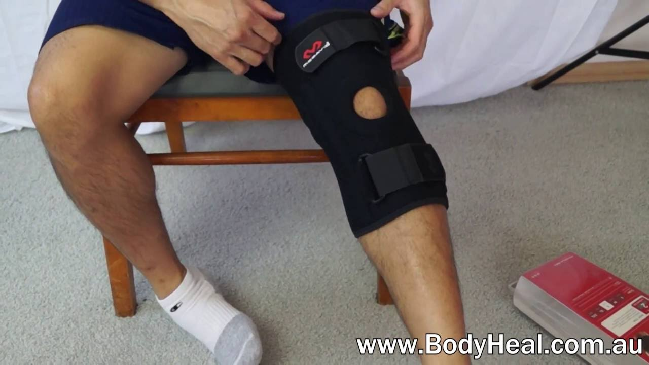 c6d1e05e4f McDavid Patellar Knee Support With Stays 421 [Free Shipping] | BodyHeal