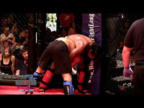 WCFL 5 - 170lb Championship Tyler Hooks vs Amar Short!