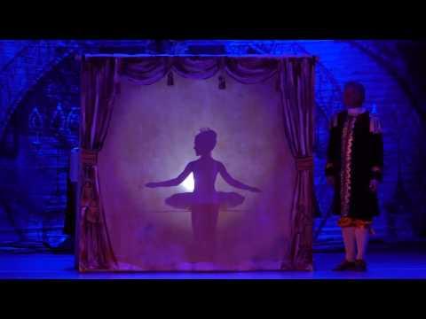 """Детский балет """"Щелкунчик"""". Театр теней"""