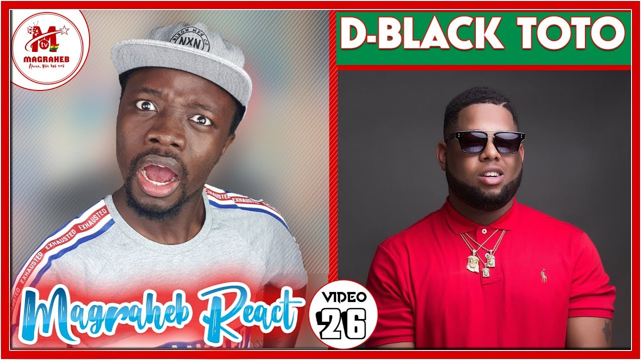 Download D-Black in TR0UBLE, Magraheb Reacts to his Latest video #Toto ft Joey B