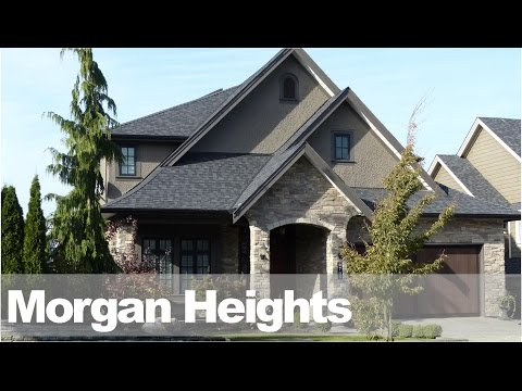 Morgan Heights Neighbourhood - South Surrey BC ( White Rock ) + homes for sale right NOW.