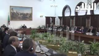 الرئيس بوتفليقة يرأس اجتماعا لمجلس الوزراء