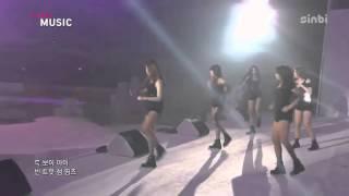 Wonder Girls - Like Money (Live)