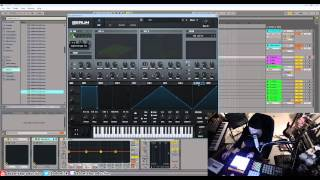Xfer Records Serum - From Kick Sample To Bass