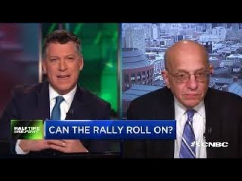 Jeremy Siegel // 2018 is going to be tougher on the market