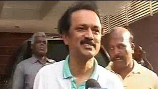 DMK leader MK Stalin's house raided by CBI