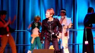 Ryo Horikawa Performs During Masquerade Part 1