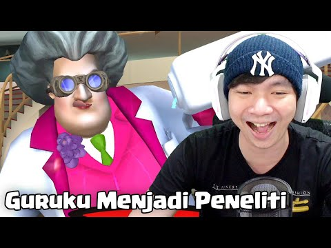 Guruku Menjadi Peneliti - Scary Teacher 3D Indonesia