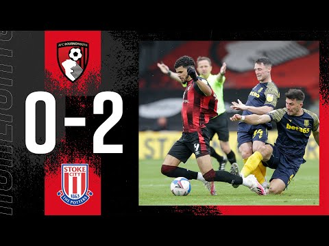 Bournemouth Stoke Goals And Highlights