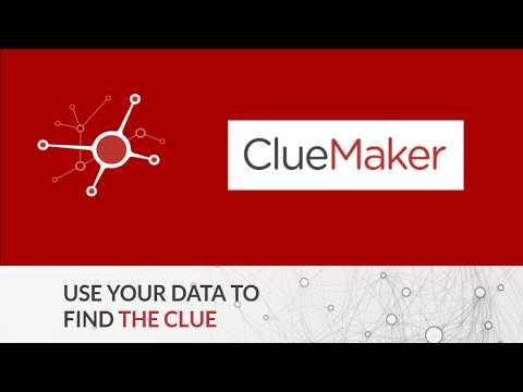 ClueMaker Intro