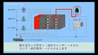シーケンス制御講座 基礎編(6.PLCによるシーケンス制御)