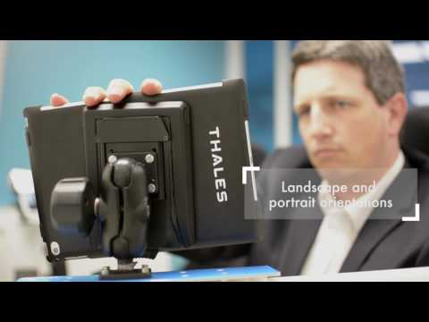 Thales Dock & Fly System