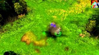 Heroes of Newerth - Tork Engineer (updated effects)