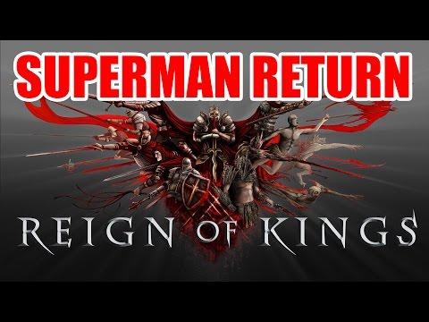 Reign Of Kings:Superman return