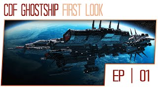 CDF Ghostship Gameplay Walkthrough - Story Mode - Part 1 - First Look/Early Access [Beta 1.1]