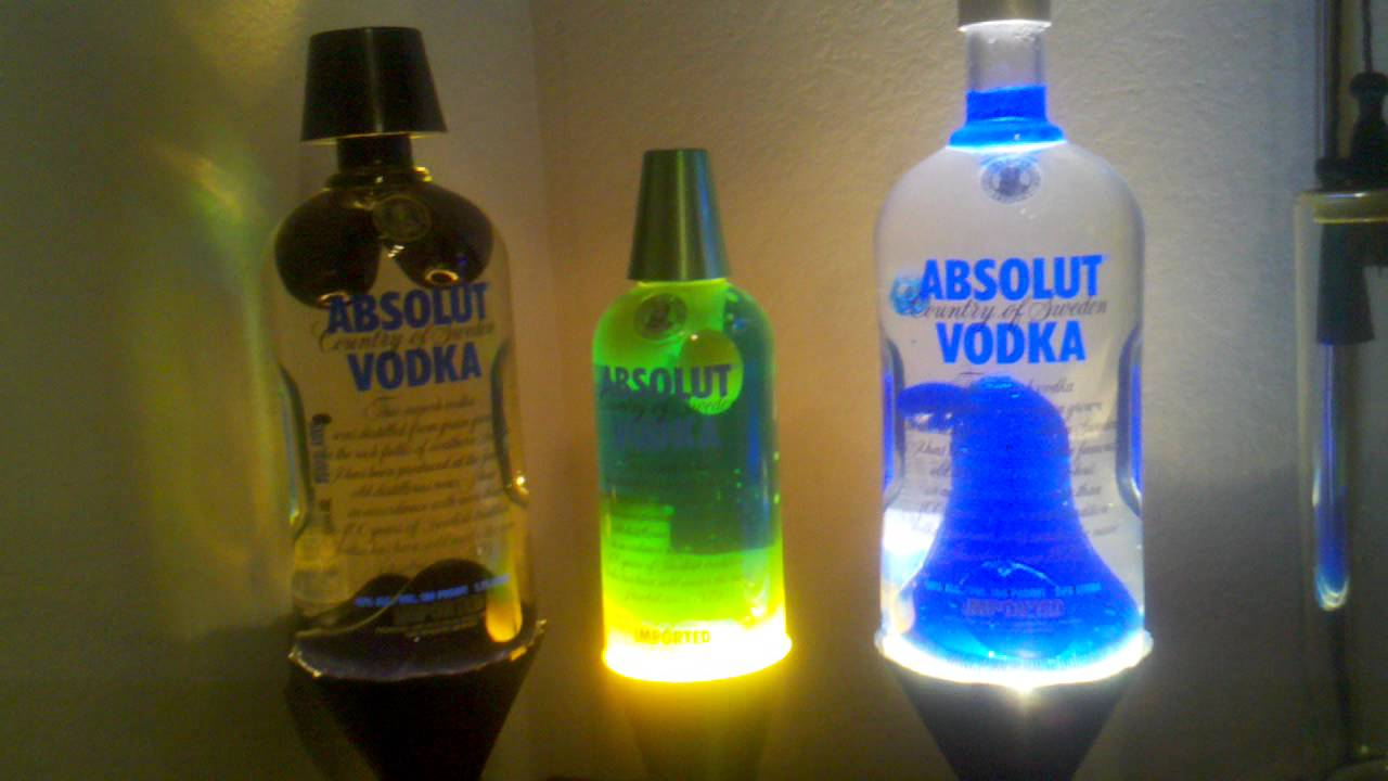Absolut Custom Lava Lamp Trio Youtube
