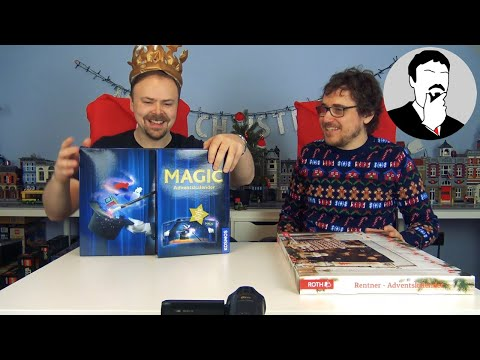 Advent Calendars 2018 Day 1 | Ashens & Nerdcubed