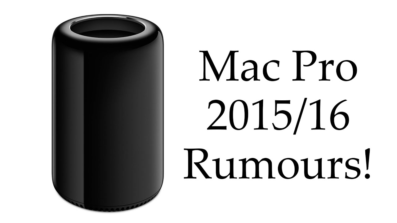 Mac Pro: Everything We Know MacRumors