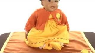 Collectible Black Baby Doll - Imani