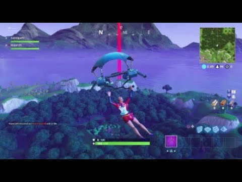 Fortnite Season 5, Week 3 Secret Star