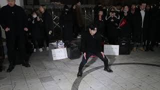 JHKTV]홍대댄스 디오비hong dae k-pop dance DOB(안용진) 닿은 순간 (Ooh La La La) - EXO