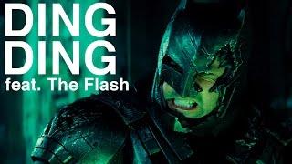 BATMAN v SUPERMAN - Ding Ding (feat. The Flash)