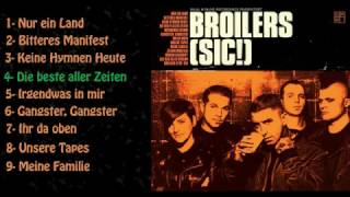 Broilers - (sic!) Official Album Player