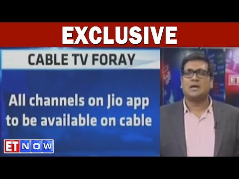 Jio To Launch Cable Services By Year End
