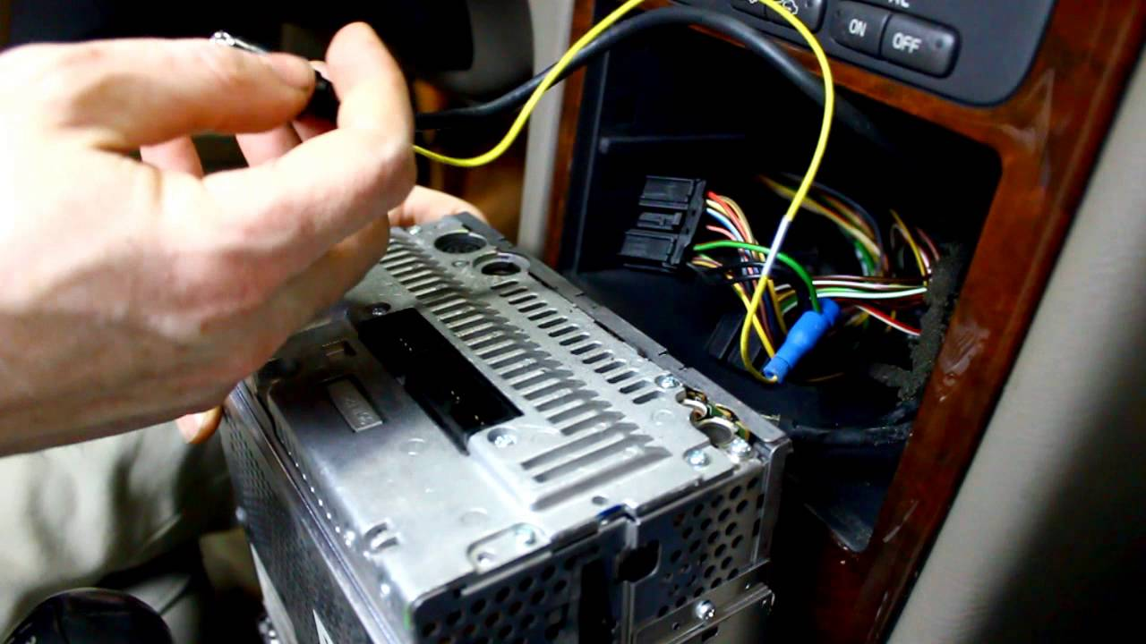 2004 Volvo V70 Wiring Diagram Ipd Volvo Grom Audio Installation Video 93 97 850 98 00